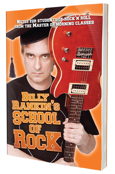 Billy Rankin's School of Rock cover